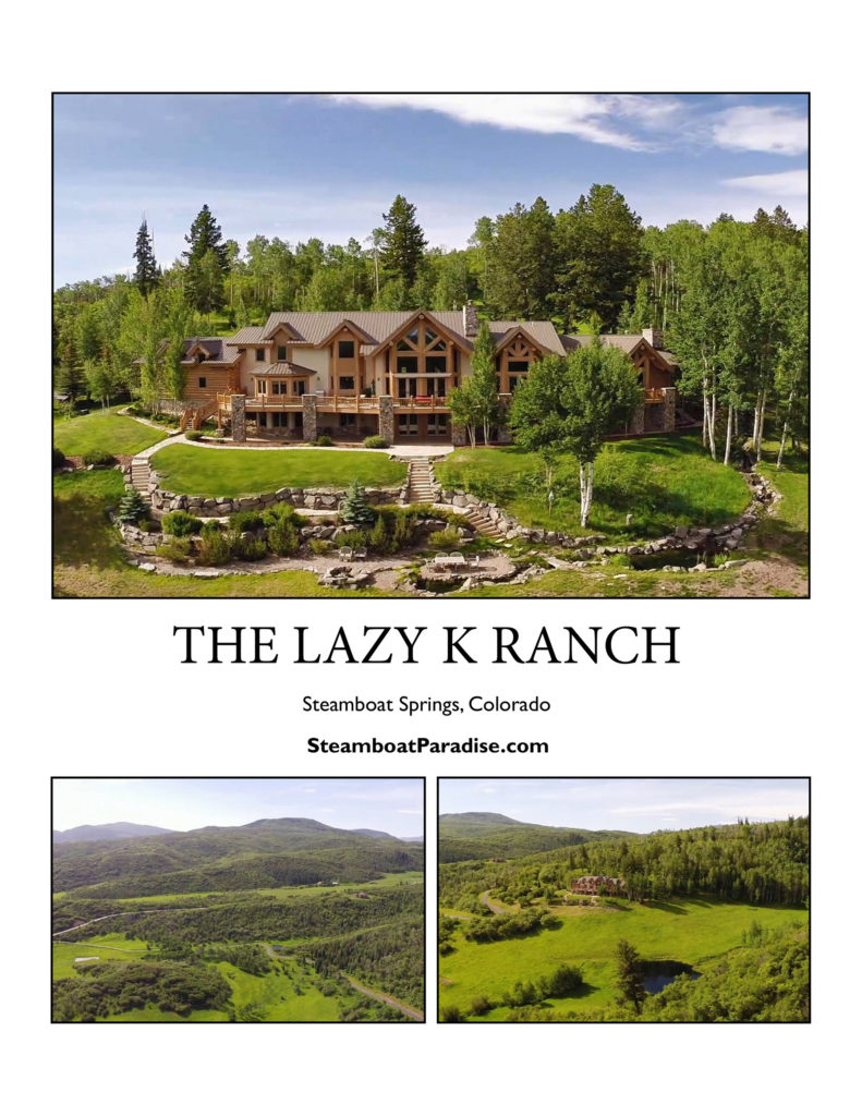 Lazy K Ranch Steamboat